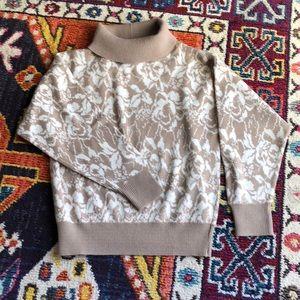 Diane Von Furstenberg sweater S/M